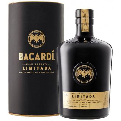 Bacardi Gran Reserva Limitada 1l 40% (darčekové balenie kazeta)