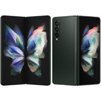 Samsung Mobile Mobilní telefon Samsung Galaxy Z Fold3 512 GB 5G - zelený