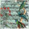 Kreativní ozdobný papír 150g/m2 30,5 x 30,5 cm