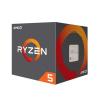 AMD cpu Ryzen 5 2600X Box AM4 (6core, 12x vlákno, 3.6GHz / 4.2GHz, 16MB cache, 95W), chladič Wraith Spire