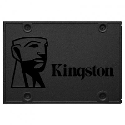 480GB SSD A400 Kingston SATA3 2.5 500/450MBs, SA400S37/480G