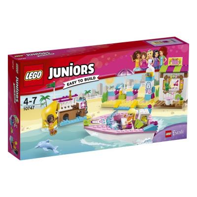 LEGO® 10747, Andrea a Stephanie na dovolené na pláži