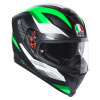 AGV přilba K-5 S Marble black/white/green - MS