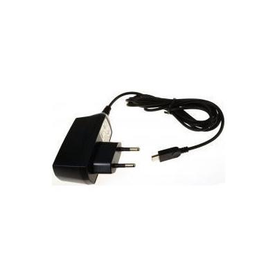 Powery Nabíječka Google Nexus 5 s Micro-USB 1A 1000mA 100-250V - neoriginální