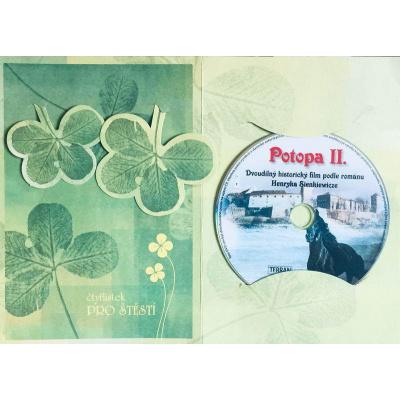 Potopa II - DVD /dárkový obal/