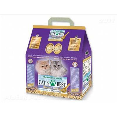 Akvamex Kočkolit Cats Best Nature Gold (10l)