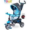 Tříkolka Toyz Timmy 2017 blue (Tříkolka otočná dětská se stříškou)