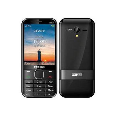Mobilní telefon MaxCom MM330 (MM330CZ) černý