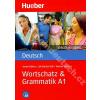 Wortschatz + Grammatik A1, řada Deutsch üben - cvičebnice němčiny (cvičebnice německé gramatiky a slovní zásoby A1)