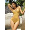 466b914df45 Dámské plavky Diana M-184 - Marko žlutá S