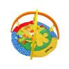 Baby Mix Tygřík hrací deka s hrazdičkou