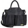 SKIP HOP Přebalovací taška Chelsea, black