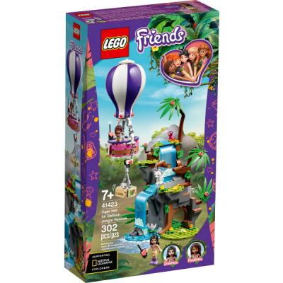 LEGO Friends 41423 Záchrana tygra v džungli