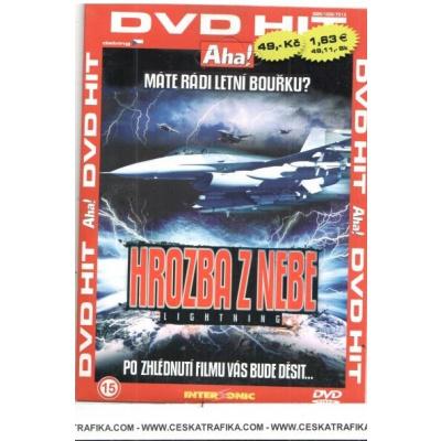 Hrozba z nebe (DVD)