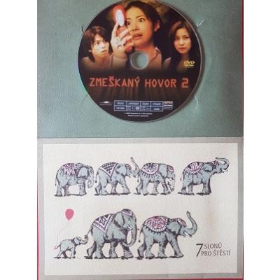 Zmeškaný hovor 2(dárkový obal)-DVD