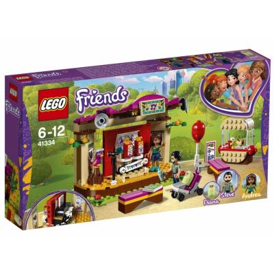 LEGO 41334 Friends - Andrea a její vystoupení v parku