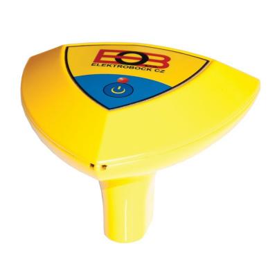 Bazénový bezdrátový alarm ELBO-073 (Elektronické monitorovací zařízení, které detekuje pohyb vodní hladiny, např. při pádu dítěte nebo zvířete do vody.)