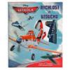 Disney Walt: Letadla - Rychlost ve vzduchu - modely Kniha