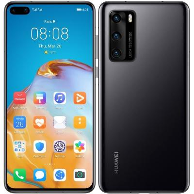 Mobilní telefon Huawei P40 (HMS) 5G - černý
