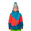 dětská zimní bunda HORSEFEATHERS HARPER KIDS JACKET (blue) 7-8 + doprava zdarma