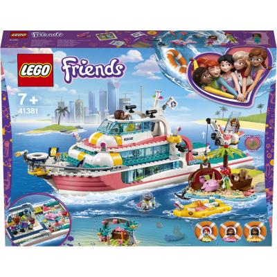 LEGO 41381 Friends Záchranný člun