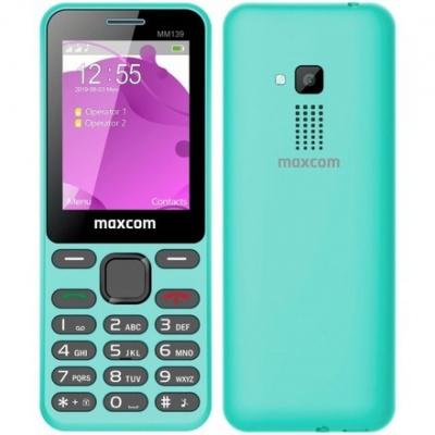 Mobilní telefon MaxCom MM139 - modrý