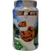 LSP nutrition Goat Whey 600 g protein z kozí syrovátky chocolate