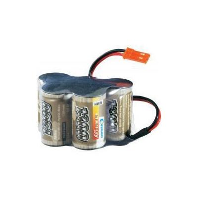 Conrad energy Akupack přijímače NiMH LRP Electronic 2/3 A, 6 V, 1300 mAh, Hump, BEC - originální
