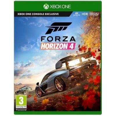 Forza Horizon 4 Xbox One hra