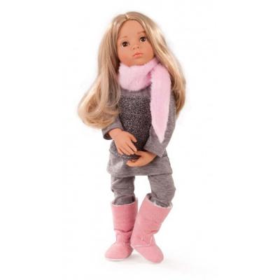 Götz panenka Happy Kidz Emily 50 cm se šálou
