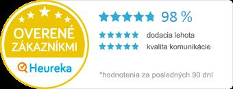 Heureka.sk - overené hodnotenie obchodu 123peciatky.sk