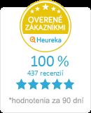 Heureka.sk - overené hodnotenie obchodu Evrox