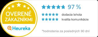 Heureka.sk - overené hodnotenie obchodu Argento