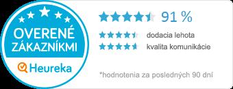 Heureka.sk - overené hodnotenie obchodu Nobio.sk