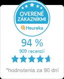 Heureka.sk - overené hodnotenie obchodu GRAVIROVANE.SK