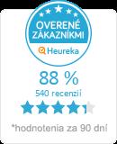 Heureka.cz - ověřené hodnocení obchodu taxikashop.sk