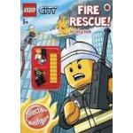 Lego City: Fire Rescue! Activity Book - Ladybird