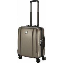 3d418ba96a1a9 Titan kufr Xenon Deluxe S+ 816409-40 šampaňská 57.0 L