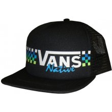 Vans Cali Native Trucker Black