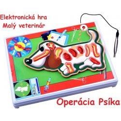 05f2605a3cf7d Joko Elektronická hra Malý veterinár: Operácia psa alternatívy ...