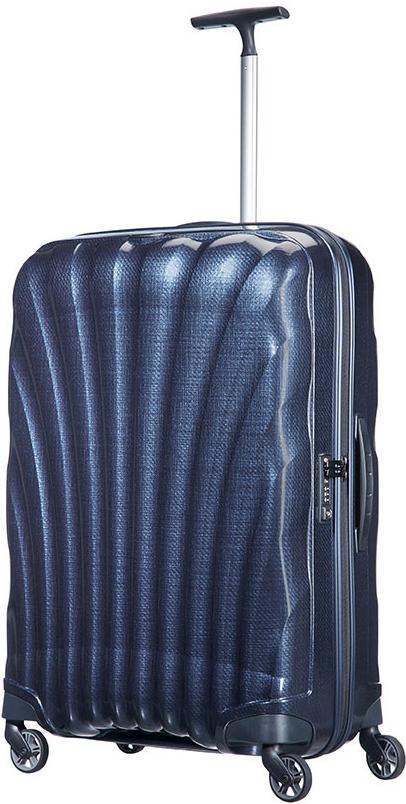 888f868bdac72 Samsonite kufr Cosmolite spinner 81 FL2 31 Midnight Blue od 450,00 € -  Heureka.sk