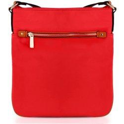 Crossbody kabelka s vreckom Michell fialová od 22 3cbd4f0ab6c