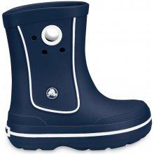 Crocs Tmavě modré holínky Crocband Jaunt Kids Navy 11018 410 dětské