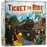 ADC Blackfire Ticket to Ride: Europe