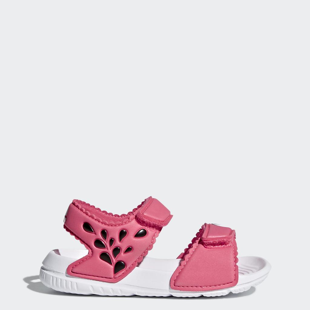 553719c68455 Adidas Performance Sandále na suché zipsy »AltaSwim I« pink ružová ...