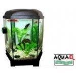 Aquael Akvárium šesťhran 15 L