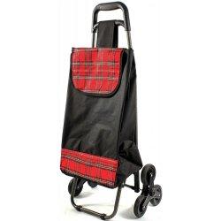 57ff0da5457dc Ormi, P666I-01-Black Nákupná taška na kolieskach čierna od 18,90 ...