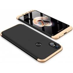 Púzdro FORCELL 360° Xiaomi Redmi Note 5 zlaté od 12 f1c47919a17