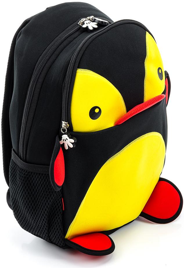 60a3f51594e Easy batoh Tučniak čierný žlutý - Zoznamtovaru.sk