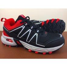 Pánska trailová obuv 3640M3 Čierna / Čierna